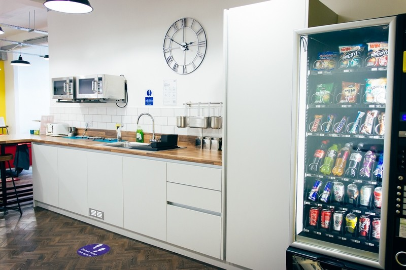 Thames Enterprise Centre Kitchen