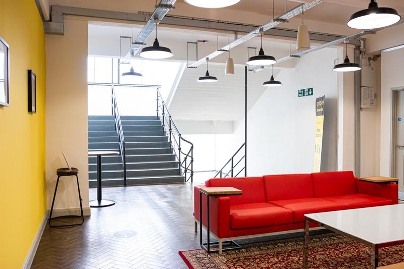 Thames Enterprise Centre Reception